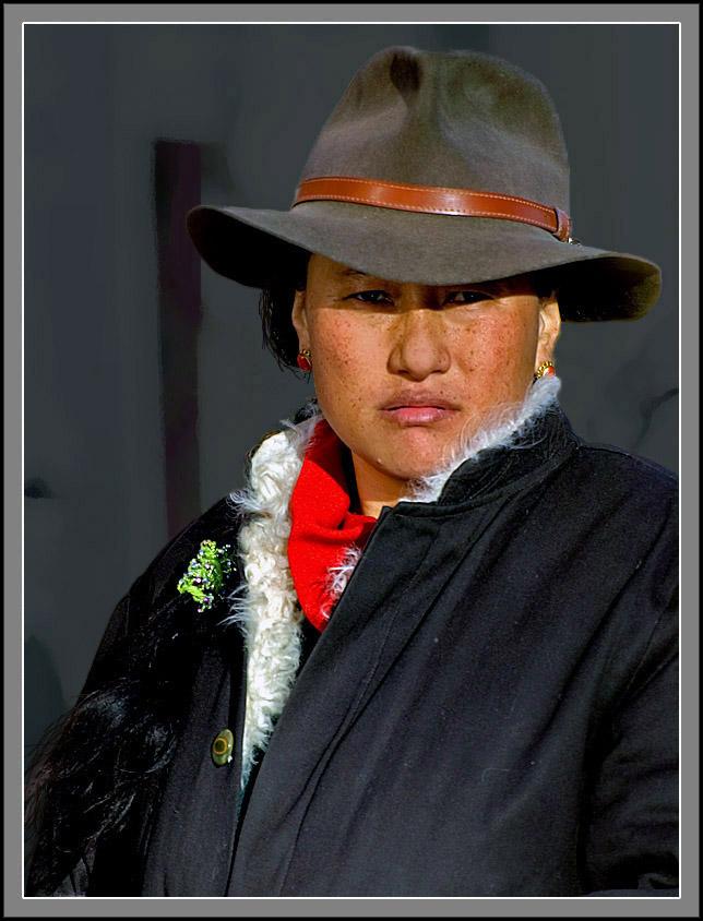 "фото ""***"" метки: портрет, путешествия, Азия, женщина"