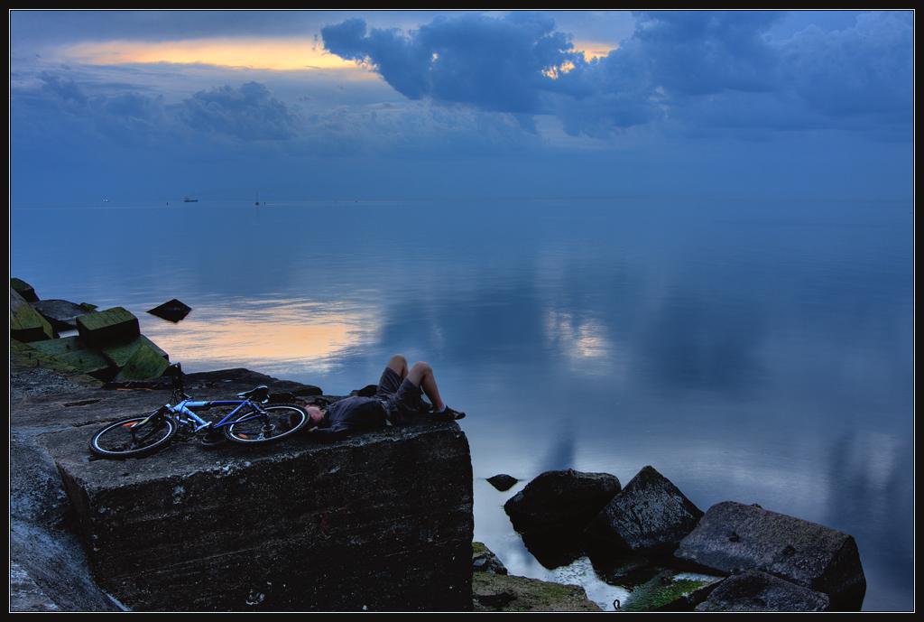 """фото """"Полная релаксация"""" метки: пейзаж, жанр, вода"""