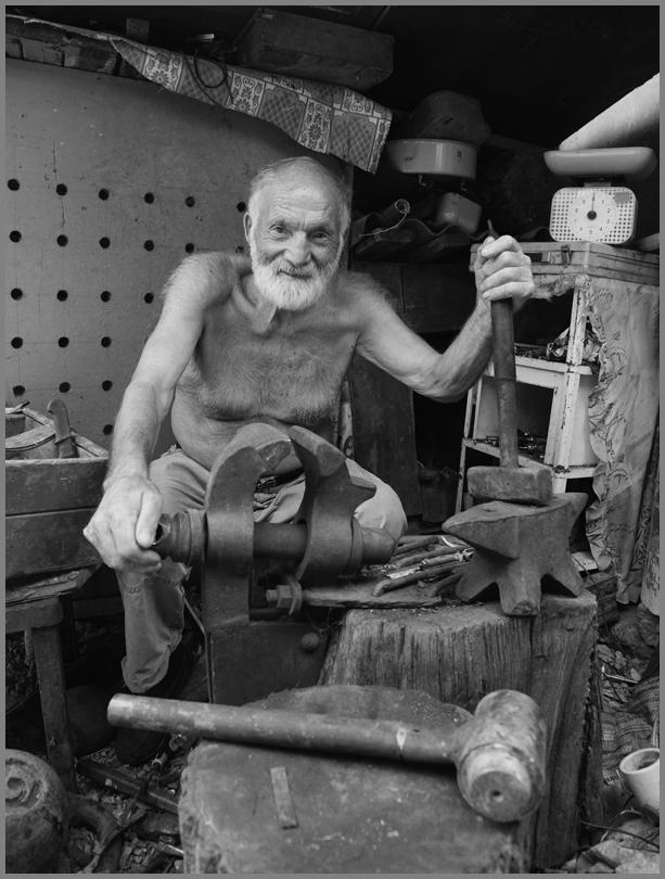 """фото """"Из жизни Мастера Энгеля..."""" метки: портрет, мужчина"""