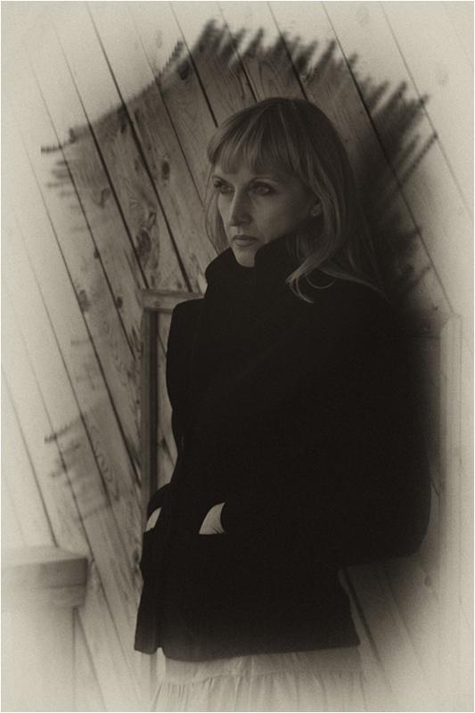 """фото """"дождливо этим летом..."""" метки: портрет, женщина"""