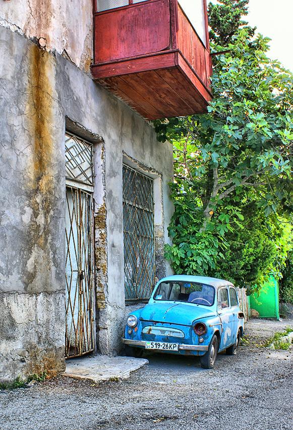 "photo ""Nostalgie"" tags: travel, architecture, landscape, Europe"