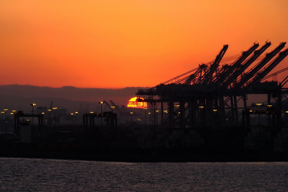 "photo ""АК"" tags: landscape, travel, North America, sunset"