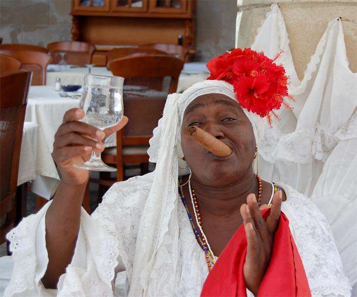 """фото """"Real Cuban muchacha ;)"""" метки: путешествия, портрет, женщина"""