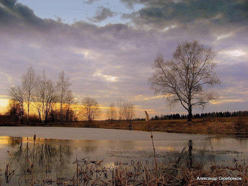 "фото ""За околицей..."" метки: пейзаж,"