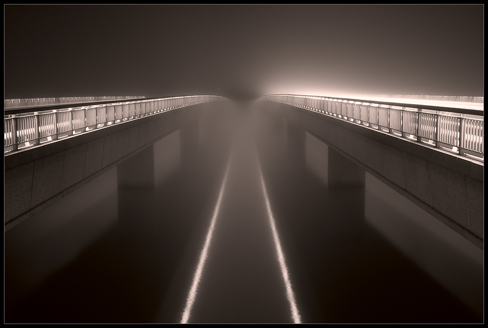 "photo ""Endlesness II"" tags: landscape, abstract, night"