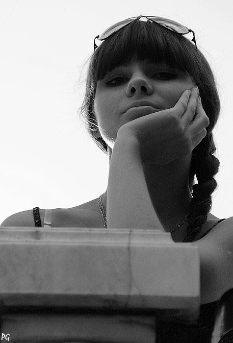 "фото ""незнакомка0929340293023"" метки: портрет, жанр, женщина"