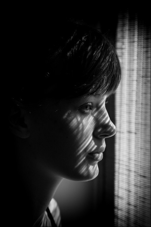 "photo ""Iva"" tags: portrait, woman"