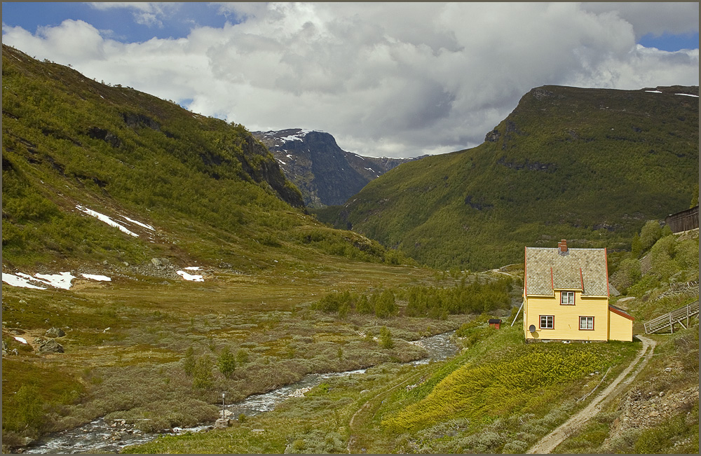 "photo ""Where in Norway"" tags: landscape, travel, Europe, mountains"