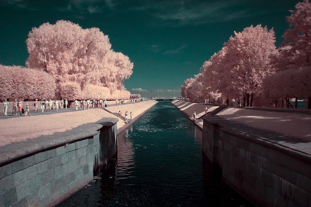 """photo """"Petergof"""" tags: landscape,"""