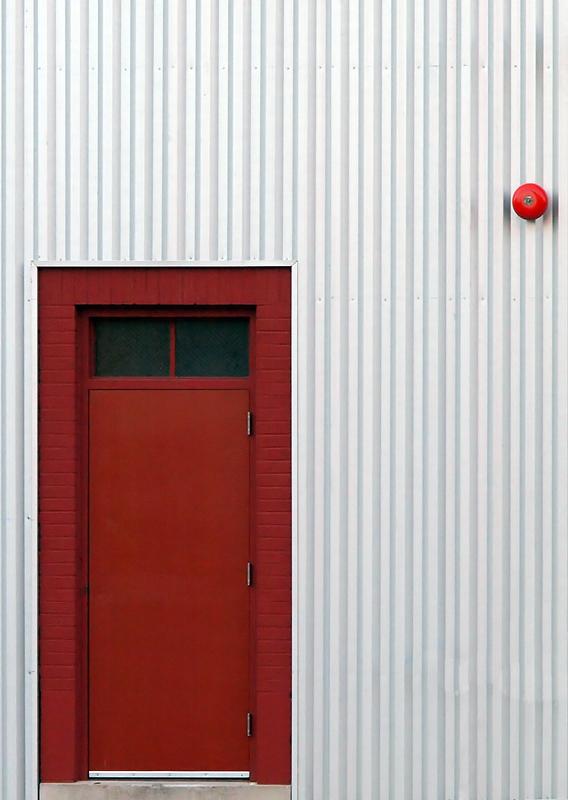 """photo """"Top Secret..."""" tags: architecture, fragment, landscape,"""