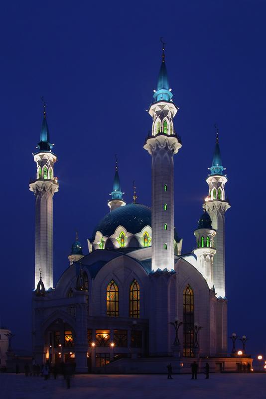 """фото """"Мечеть Кул Шариф"""" метки: ,"""