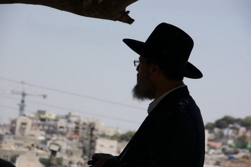 "photo ""Jerusalem.Vision of the future"" tags: portrait,"