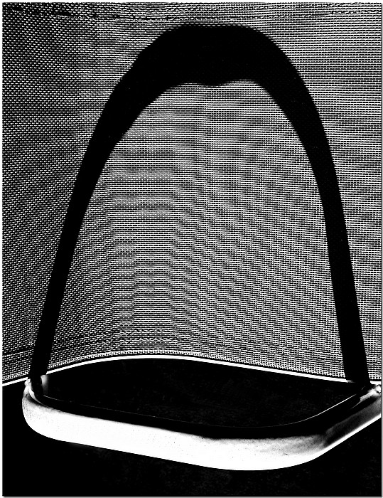 "photo ""Arch In B&W"" tags: still life, abstract,"