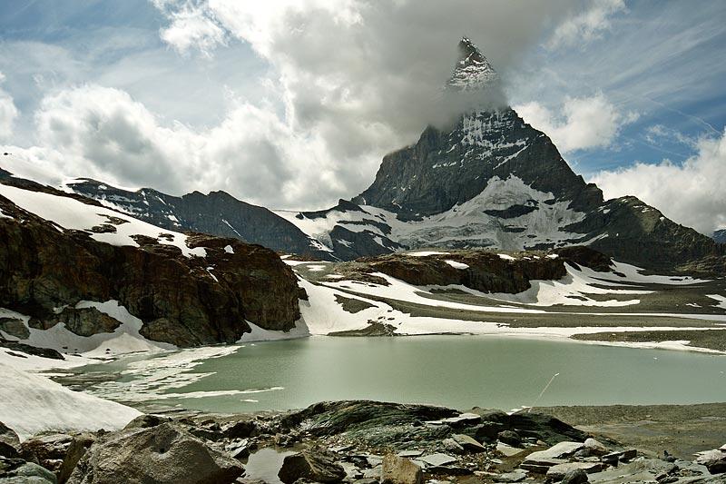 """фото """"Beautiful top"""" метки: пейзаж, горы"""
