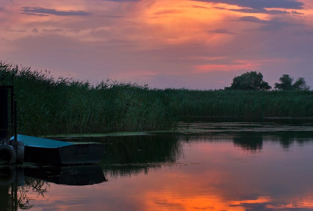 """фото """"Good night"""" метки: пейзаж, лето"""