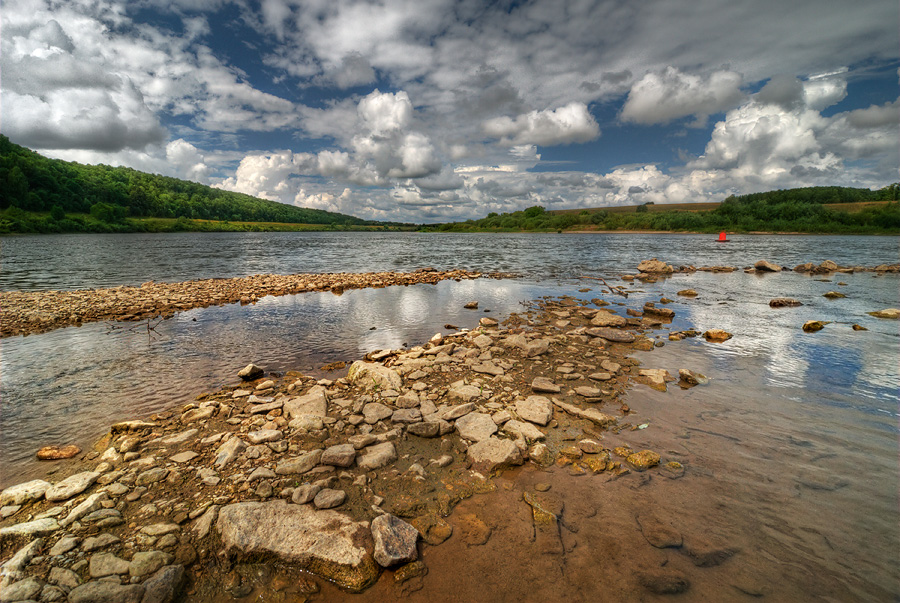 "photo ""****"" tags: landscape, clouds, water"