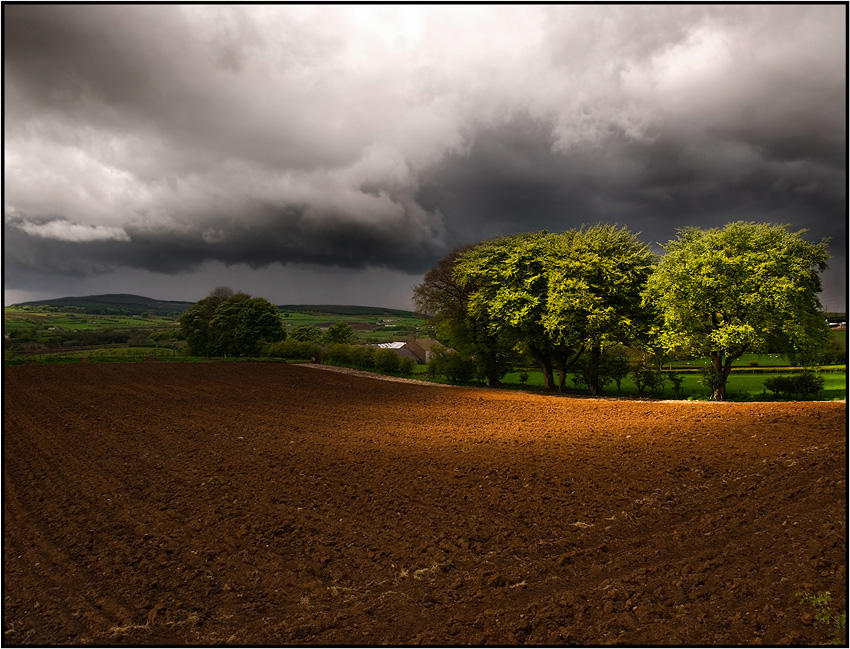 "photo ""Glimmer before storm"" tags: landscape,"