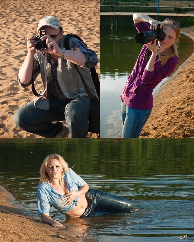 """фото """"Фотографы и страдания модели"""" метки: жанр, разное,"""
