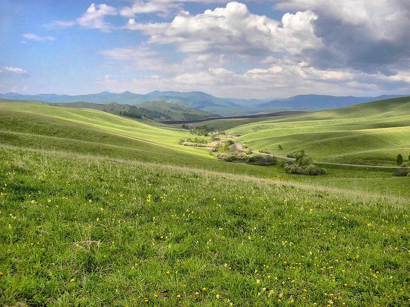 """фото """"Windows! :)"""" метки: пейзаж, весна"""