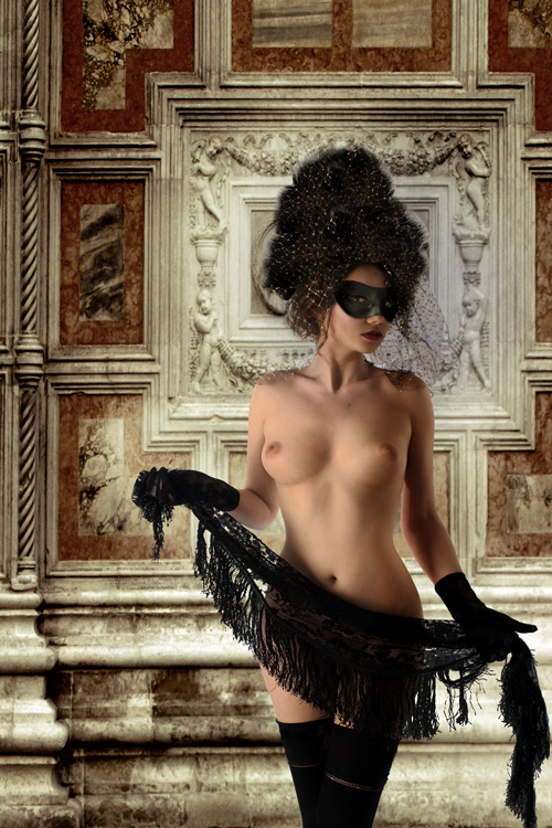 "photo ""Deja-Vu"" tags: nude, montage,"