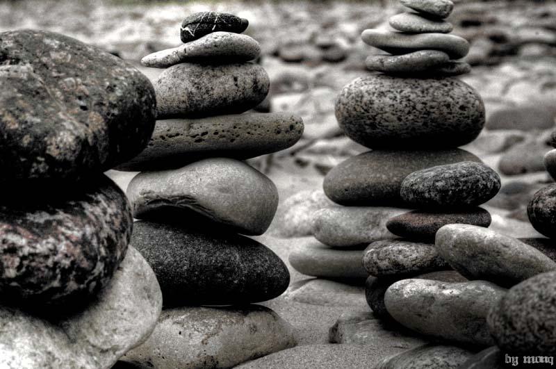 """фото """"stone"""" метки: черно-белые,"""
