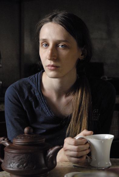 """фото """"Чаепитие"""" метки: портрет, женщина"""