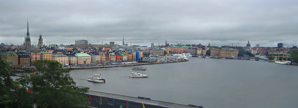 """фото """"Обозревая Стокгольм"""" метки: путешествия, архитектура, пейзаж, Европа"""