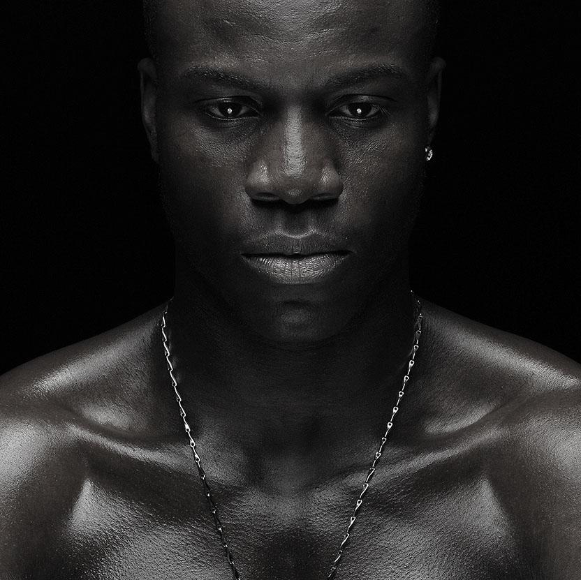 """фото """"in Black"""" метки: портрет, черно-белые, мужчина"""