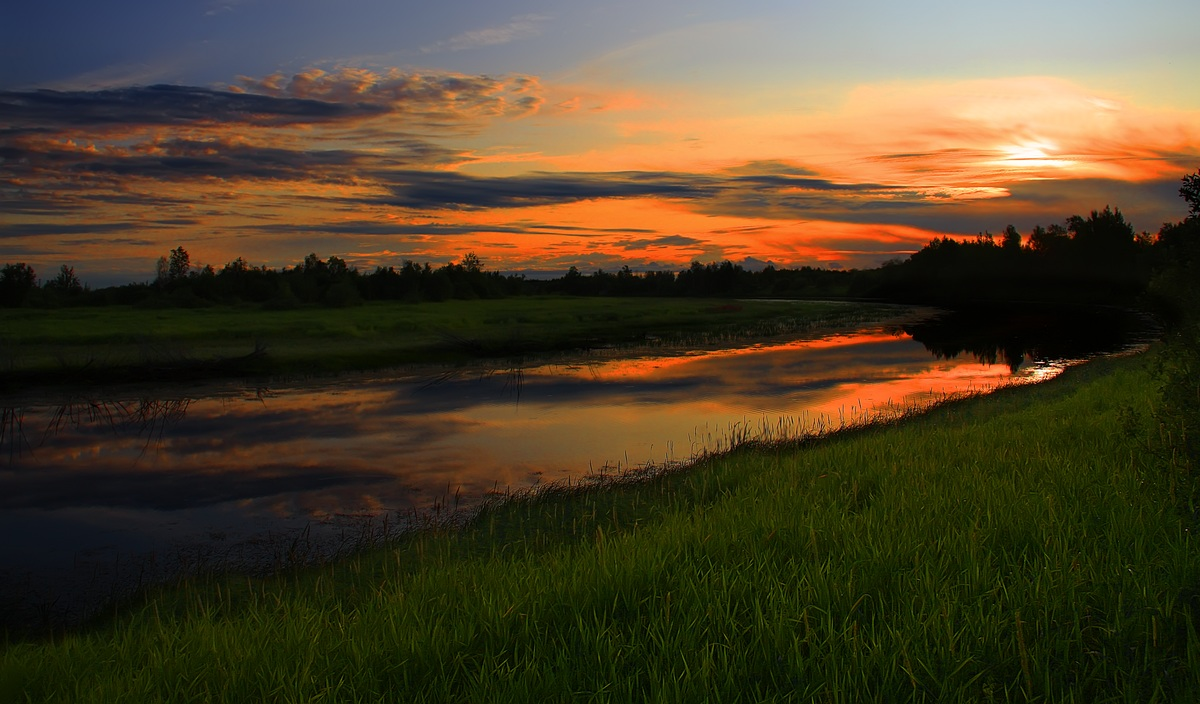 "photo ""***"" tags: landscape, sunset"