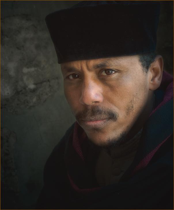 "фото ""Потомок Ганнибала."" метки: портрет, мужчина"