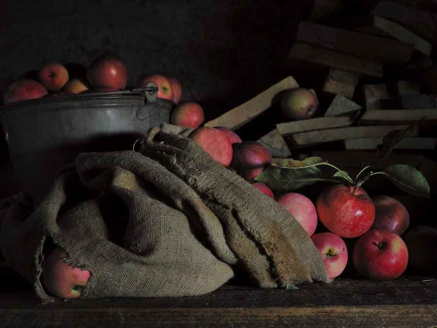"""фото """"Яблоки"""" метки: натюрморт,"""