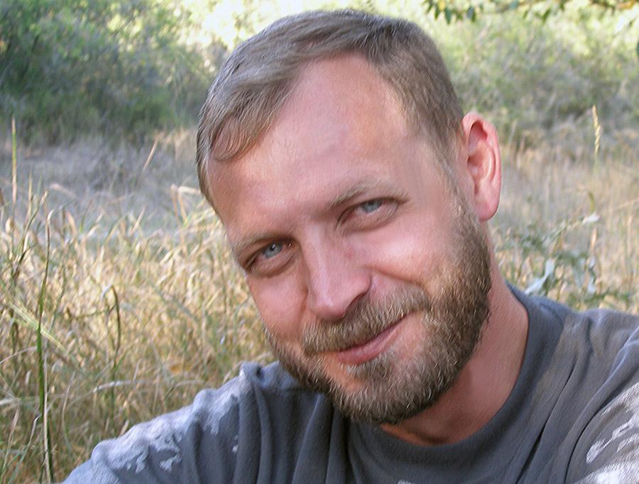 "фото ""Сергей, археолог"" метки: портрет, мужчина"