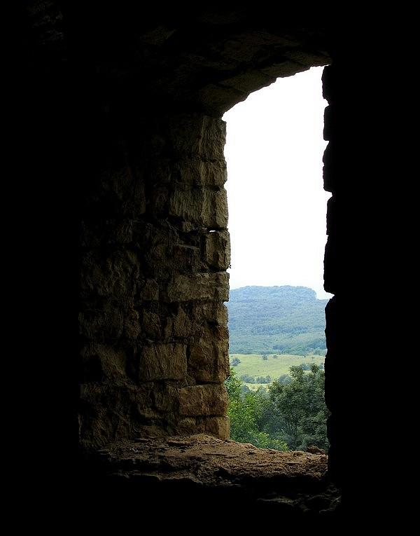 """фото """"из монастырских развалин"""" метки: архитектура, пейзаж,"""