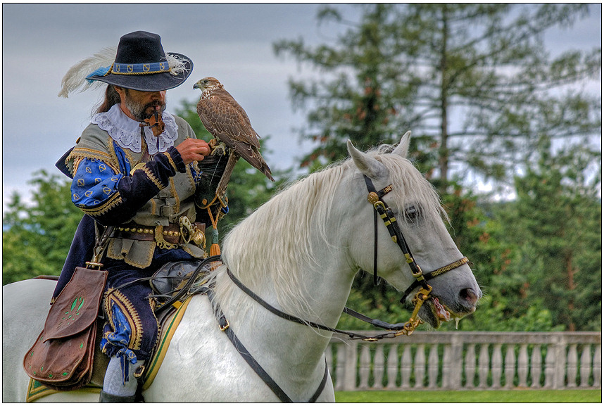 "photo ""Falconry"" tags: genre, travel, Europe"