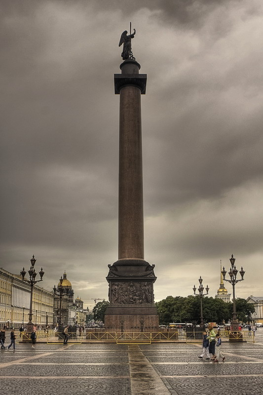 "photo ""Alexander column"" tags: ,"