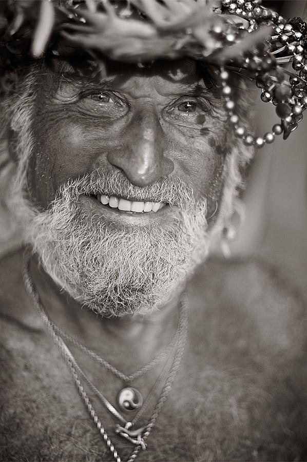 "photo ""Nude Veteran"" tags: portrait, man"