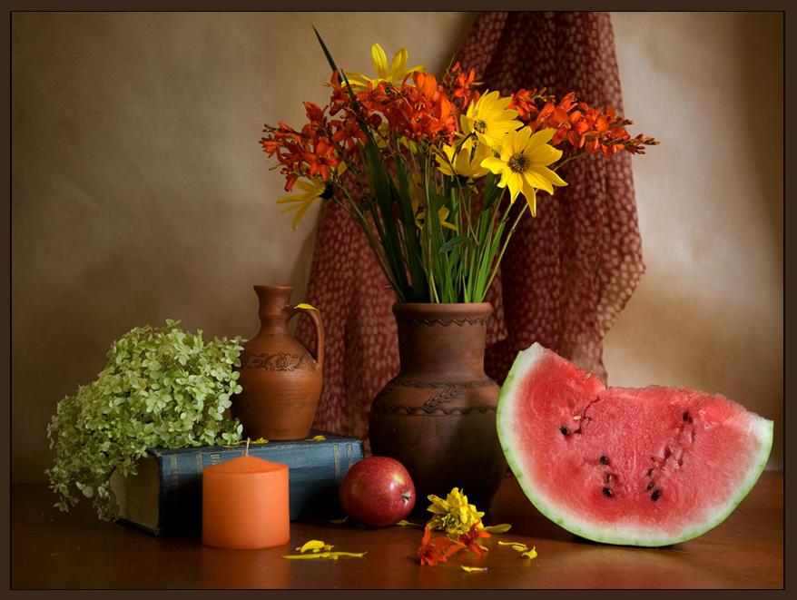 """фото """"Скоро осень"""" метки: натюрморт,"""