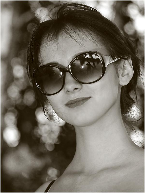 """фото """"девушка у озера"""" метки: портрет, женщина"""
