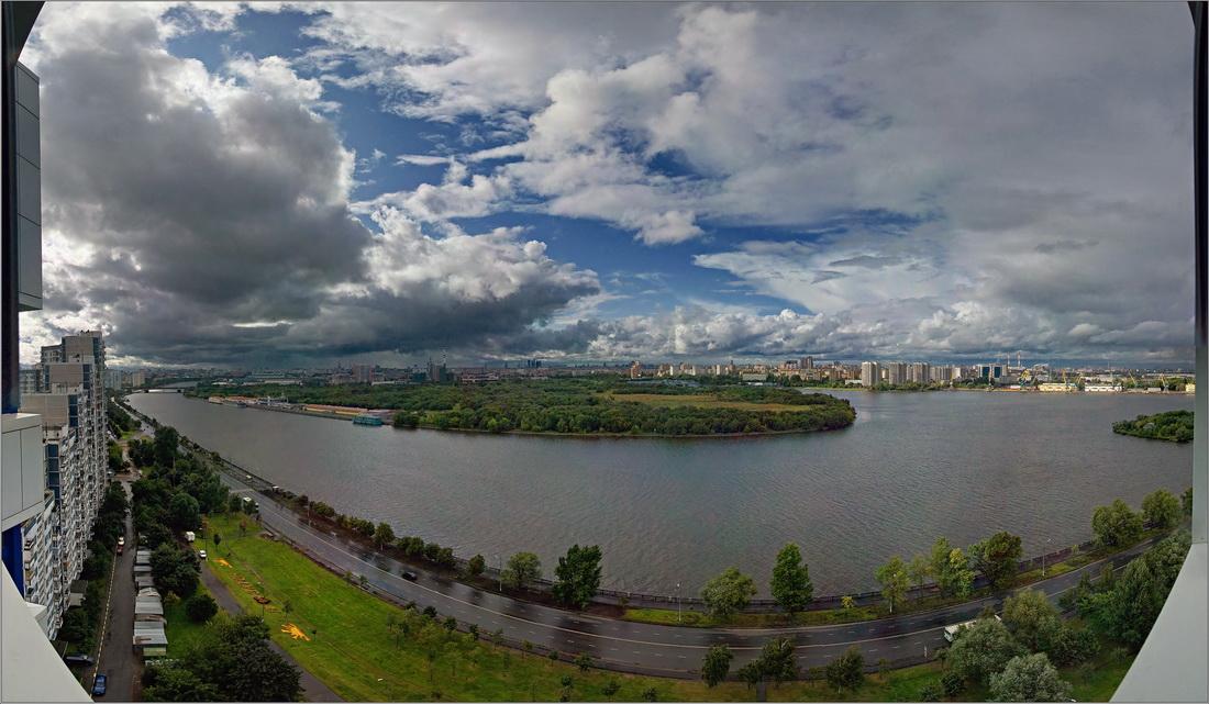 """фото """"Временами дождь"""" метки: город,"""