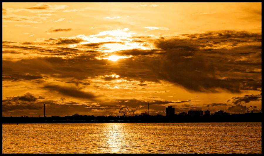 "фото ""Gold"" метки: пейзаж, город,"