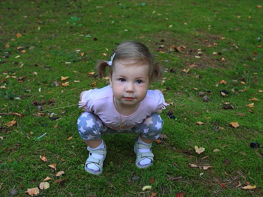 "фото ""Скоро осень"" метки: портрет, дети"