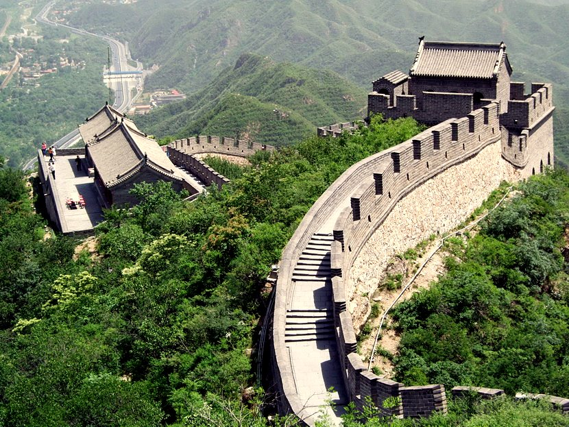 "фото ""fifth tower of Great Wall."" метки: ,"