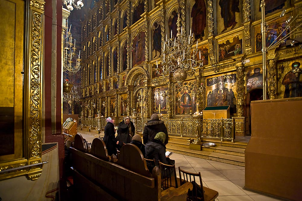 "photo ""After The Prayer"" tags: genre, interior,"