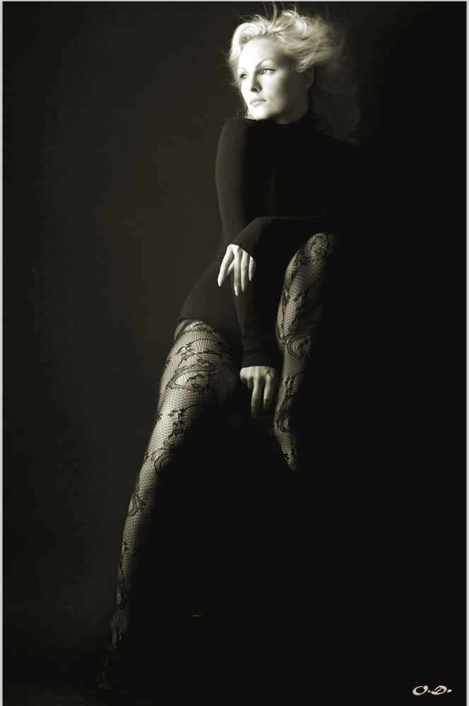 """фото """"жди"""" метки: портрет, черно-белые, женщина"""