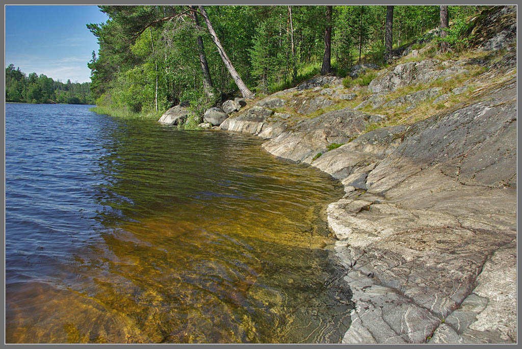 """фото """"Вода ... камень ..."""" метки: пейзаж, путешествия, Европа, вода"""
