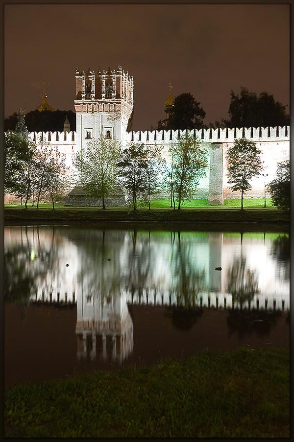"""фото """"Новодевичий монастырь"""" метки: ,"""