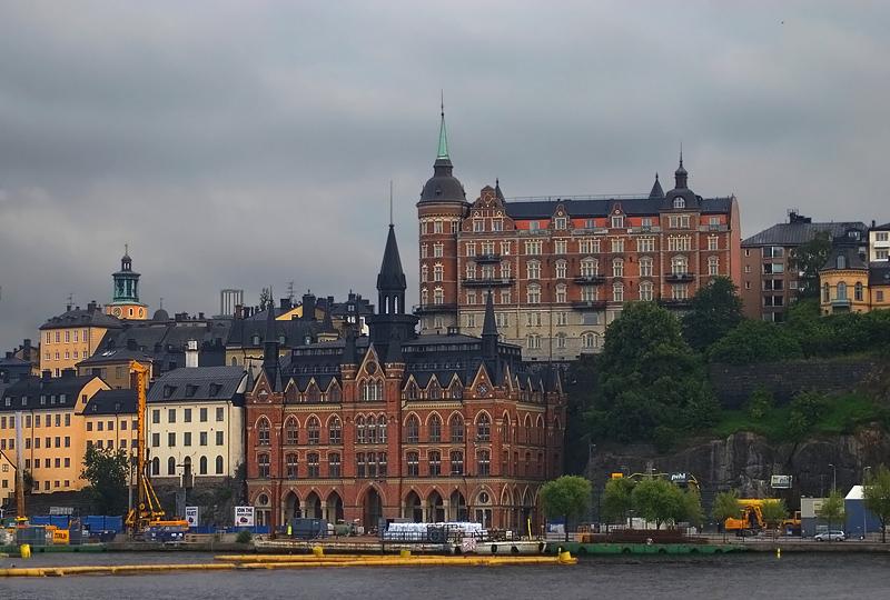 """фото """"Нависли тучи над дворцами"""" метки: путешествия, архитектура, пейзаж, Европа"""