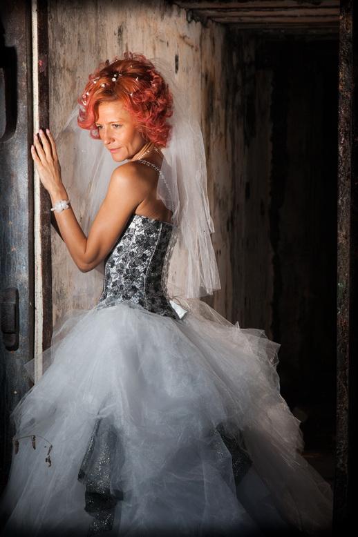 """фото """"Ночная невеста"""" метки: портрет, гламур, женщина"""
