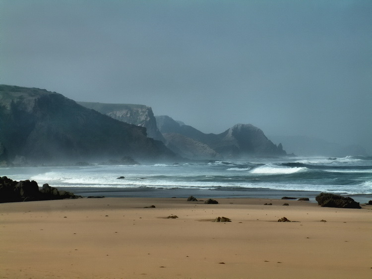 "photo ""Amado's  Beach"" tags: landscape,"