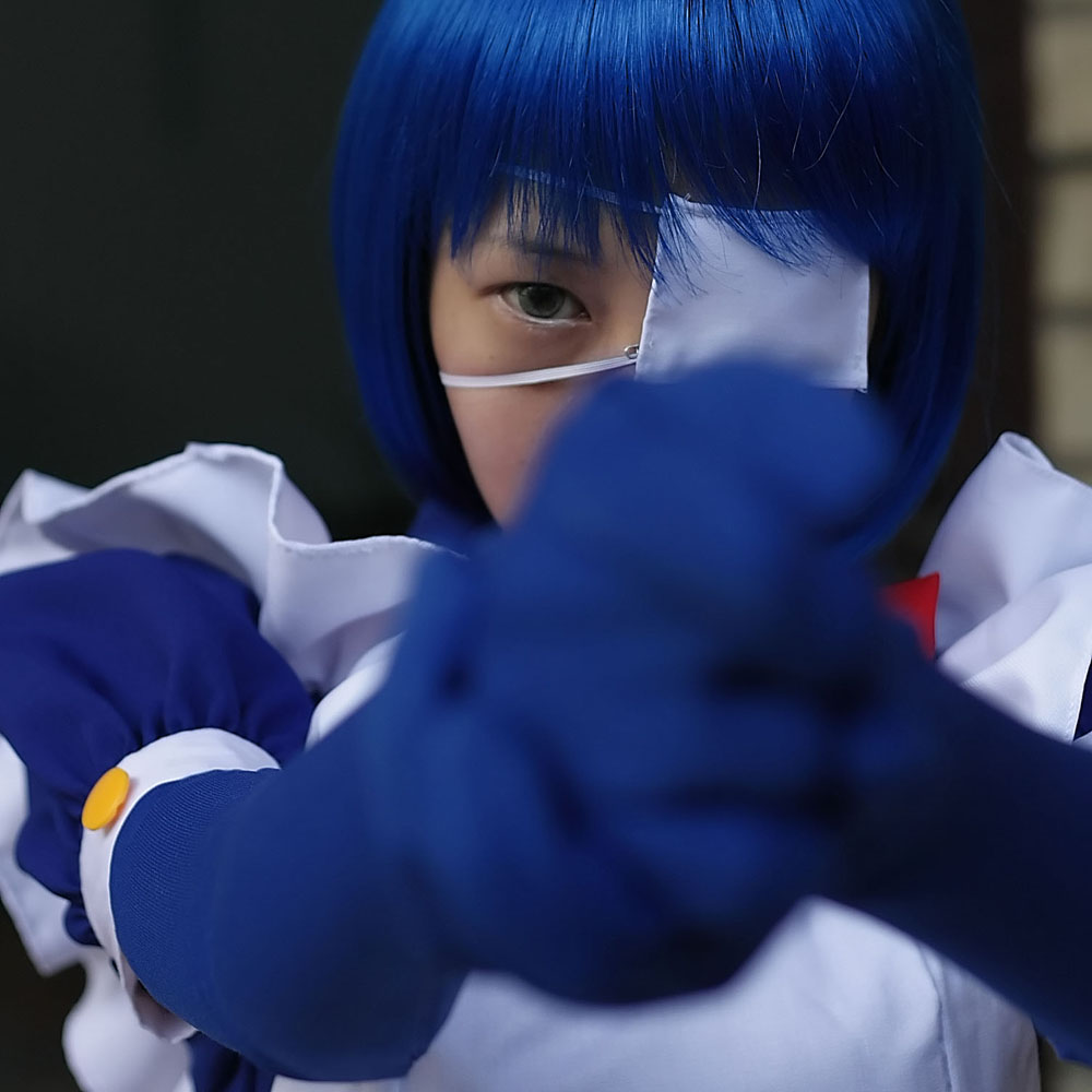 """photo """"Ryomou Shimei"""" tags: portrait, woman"""